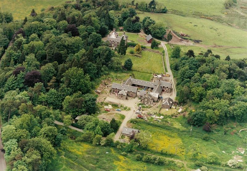 Gowanbank aerial view 1990s