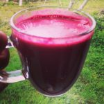 Beetroot, Orange, Kale, Lemon and Ginger Juice