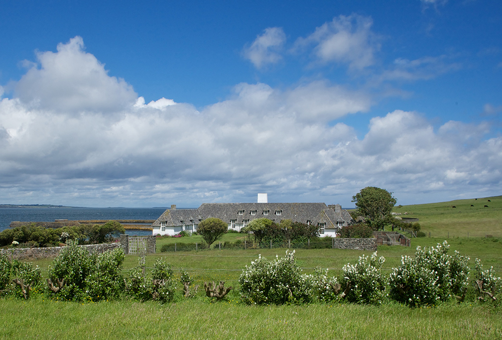 The White House on Lambay